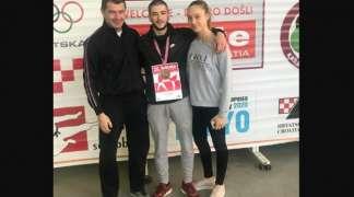 Marina Kurteš i Dragan Tambur putuju na Evropsko prvenstvo u Dansku