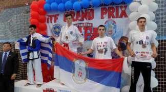 Tekvon-do klub ''Romanija'' donio osam medalja iz Zvornika