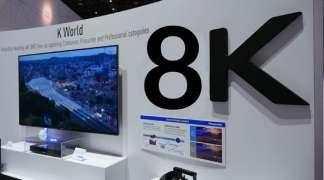 Na evropskom tržištu prisutni 8K televizori