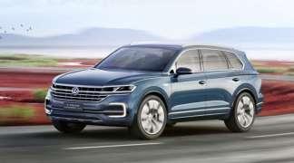 Predstavljen novi Volkswagen Touareg
