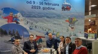 Štand Turističke organizacije Istočno Sarajevo među najposjećenijim