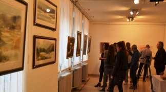 Pale: Izložba slika renomiranih slikara