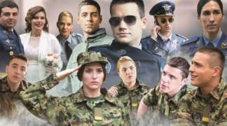 Nastavljeno snimanje serije ''Vojna akademija''
