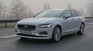 Test: Volvo V90 D5 A AWD Inscription
