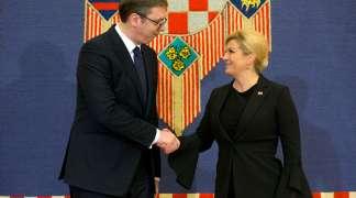 Vučić-Kolinda: Moramo imati mnogo bolje odnose, željeli to svi ili ne
