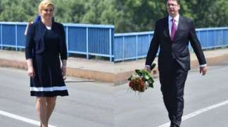 Šta se za tri godine promijenilo u odnosima Srbije i Hrvatske