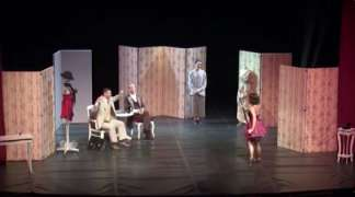 Studentska predstava ''Zojkin stan'' gostuje na Palama
